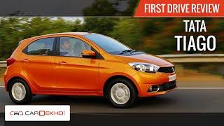 getlinkyoutube.com-2016 Tata Tiago First Drive Video Review
