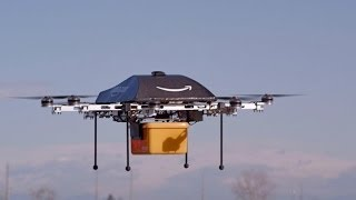 getlinkyoutube.com-Amazon Testing Drone Delivery System