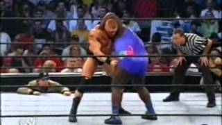 getlinkyoutube.com-Brock Lesnar vs Mark Henry