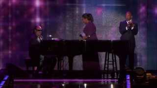 getlinkyoutube.com-Jamie Foxx & Stevie Wonder on Oprah! 25 years [1080p HD]