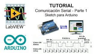 Tutorial LabVIEW y Arduino: Comunicación Serial - Parte 1