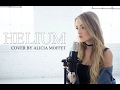 Sia - Helium   Fifty Shades Darker  Cover by Alicia Moffet