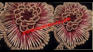 getlinkyoutube.com-بغيتي تعرفي طريقة هد الوردة بالسقلي -من ام عمران -jadid tarz