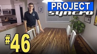 getlinkyoutube.com-DIY TABLE AND UPDATE - Project Syncro #46