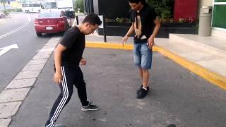 getlinkyoutube.com-Jeand Doest VS Luis Capilla,1v1 Panna.