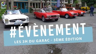 3 Heures du GARAC 3ème Edition