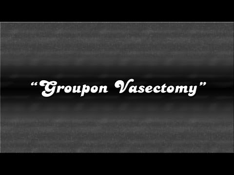 Groupon Vasectomy
