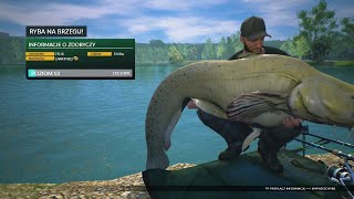 Euro Fishing  - 12.08.2016 -  live na Hitbox.tv - ST JOHNS LAKE - Pale Tail i  Felix w podbieraku :)