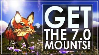 getlinkyoutube.com-How To Get Every WoW Legion Patch 7.0 Mount! [Guide]