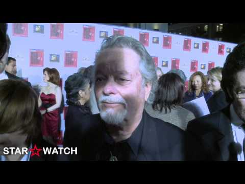 Russ Tamblyn red carpet interview at