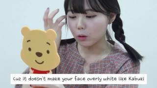 getlinkyoutube.com-Eng sub) Secret of Young-gi's bright skin!!