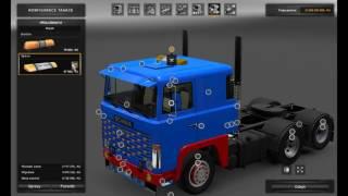 getlinkyoutube.com-[ETS2]Euro Truck Simulator 2 Scania 1series version 2