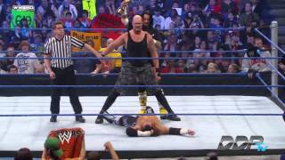 getlinkyoutube.com-How Did Luke Gallows Start Wrestling? - DDPtv