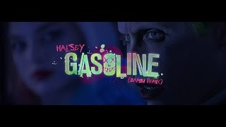 getlinkyoutube.com-Halsey - Gasoline (BAMBI Remix) [Official Music Video]