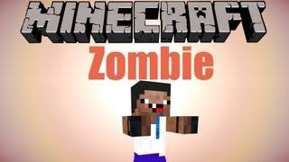 getlinkyoutube.com-The Zombie Who Can't Hurt - Minecraft Machinima