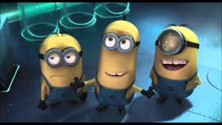getlinkyoutube.com-Black M - Le prince Aladin ft. Kev Adams-minions
