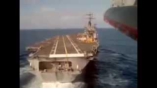 getlinkyoutube.com-JAG Adrift 1 Harm and Skates Carrier Quals.flv