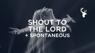 Shout to the Lord + Mention of Your Name + Spontaneous - Jenn Johnson | Bethel Worship
