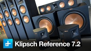 getlinkyoutube.com-Klipsch Reference Premiere 7.2 Surround Sound System - Review