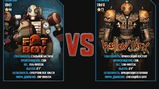 getlinkyoutube.com-Real Steel WRB FAt boy VS Hollow jack