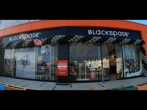 Blackspade Selway Outlet mağazamızı sizin için yeniledik.