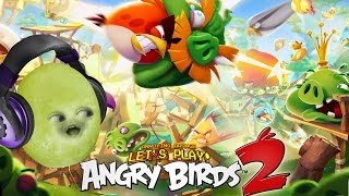 getlinkyoutube.com-Gaming Grape Plays - Angry Birds 2
