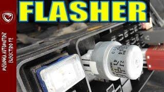getlinkyoutube.com-EL FLASHER y circuito electrico basico de direccionales