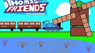 getlinkyoutube.com-Thomas and Friends Animated Remake Episode 1 (Thomas and the Jet Engine)