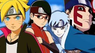 getlinkyoutube.com-Top 15 Strongest New Generation Kids - Naruto Boruto Spin-Off 2016 ナルト