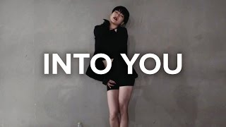 Into You - Ariana Grande / Hyojin Choi Choreography
