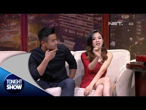 Tonight Show - Imlek bersama Dion Wiyoko dan Franda