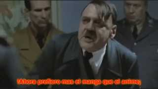 getlinkyoutube.com-Reaccion de Hitler al ver la película de Sora no Otoshimono Final Eternal My Master
