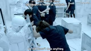getlinkyoutube.com-BTS - N.O MV [English subs + Romanization + Hangul] HD