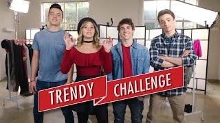 """O11CE – UNDICI CAMPIONI - """"Trendy Challenge"""" con Leonardo, Mariano, Sebastián e Paulina"""