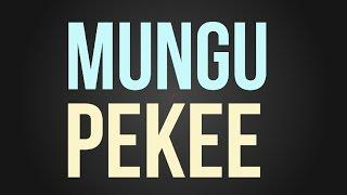 Nyashinski - Mungu Pekee (Official Lyric Video)