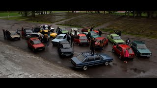 getlinkyoutube.com-VW GOLF MK1 MEETUP - LATVIA 2016 (spring)