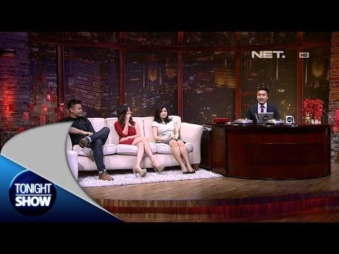 Tonight Show - Pengetahuan Imlek Dion Wiyoko, Franda dan Ririn Marinka