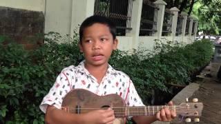 getlinkyoutube.com-HENDRA PENGAMEN CILIK NYANYI LAGU MALAYSIA BUNGA