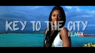 getlinkyoutube.com-Tiwa Savage Ft. Busy Signal - Key To The City Remix ( Official Music Video )