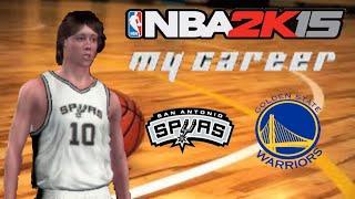 getlinkyoutube.com-NBA 2K15 Mi Carrera - Primer Triple Doble - NBA 2K15 PS3