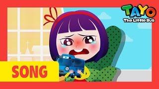 getlinkyoutube.com-[Tayo Nursery Rhymes] #01 Miss Polly Had a Dolly