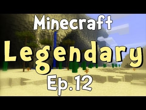 "Minecraft: Super Hostile Legendary - Ep.12 "" Too Much Wood! """