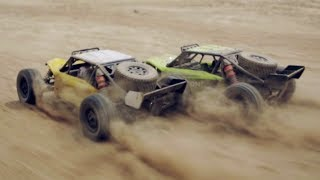 Tacon Cavalry Dune Buggy in Action