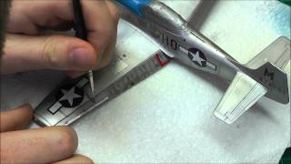 getlinkyoutube.com-Weathering Wash (Pin Wash) : Panel Lines, Streaking and Fading : Tutorial