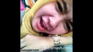 getlinkyoutube.com-Dubsmash Wanita Hijab ers Cantik Imut Gokil