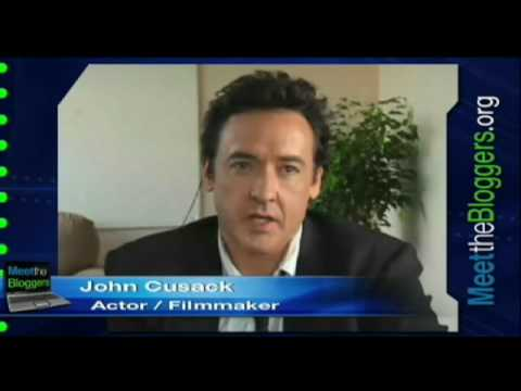 Meet the Bloggers with John Cusack