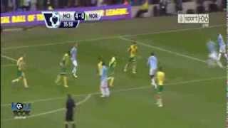 getlinkyoutube.com-Manchester City vs Norwich City 7-0 All Goals & HighLights 02.11.2013 HD