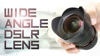 getlinkyoutube.com-Affordable wide angle lens [Samyang 14mm review]