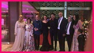 getlinkyoutube.com-شاهد بالفيديو...افتتاح حفل زفاف ايمان الباني الاسطوري...