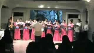 Siang Khaen - Inchai Srisuwan - conducted by Sarin Chintanaseri
